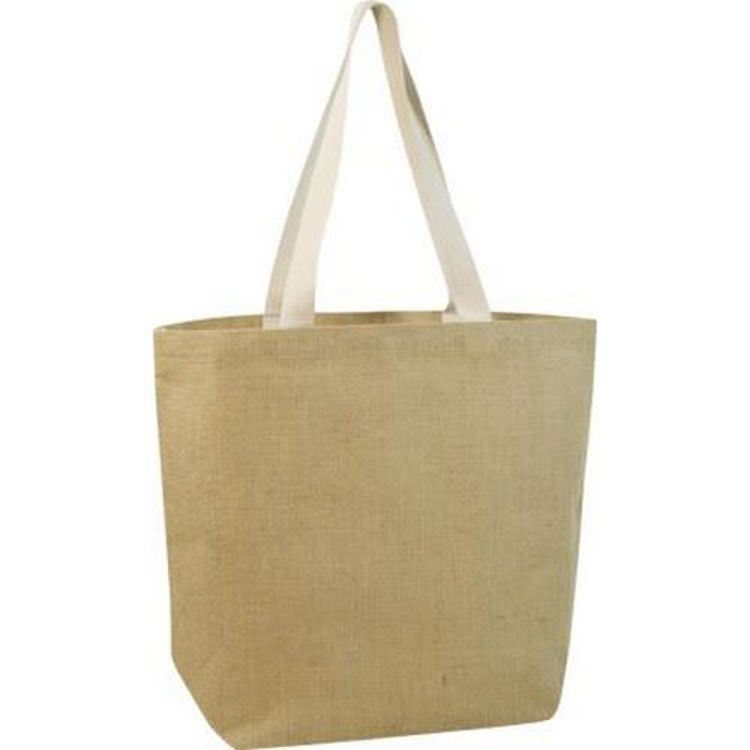 Picture of Jute Shopper Bag