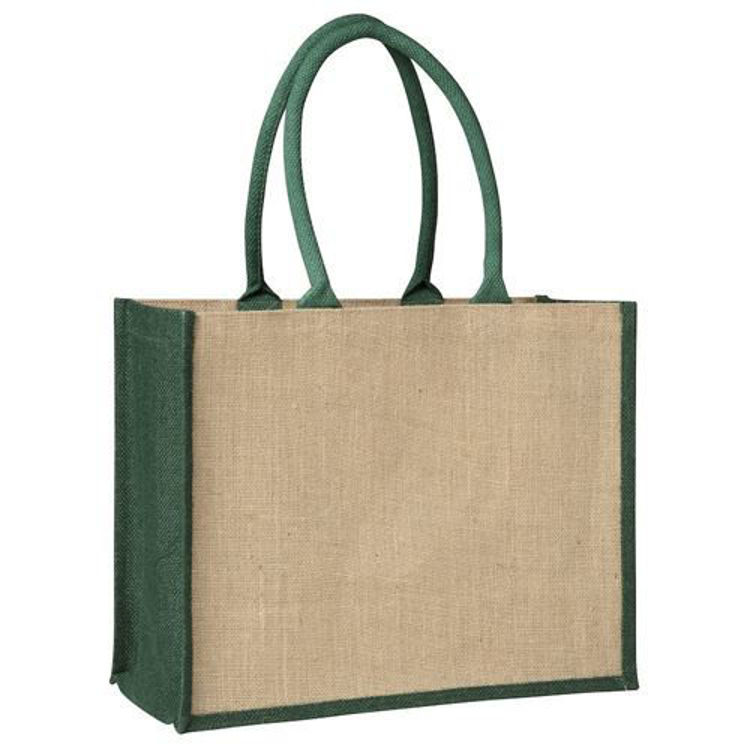 Picture of Large Supermarket Bag LUXURY CONTRAST