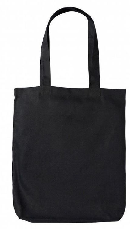 Picture of TB0131HC-BK (Heavy-weight Canvas Tote Bag)