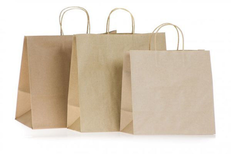 Picture of NaturalPak Takeaway Kraft Bags