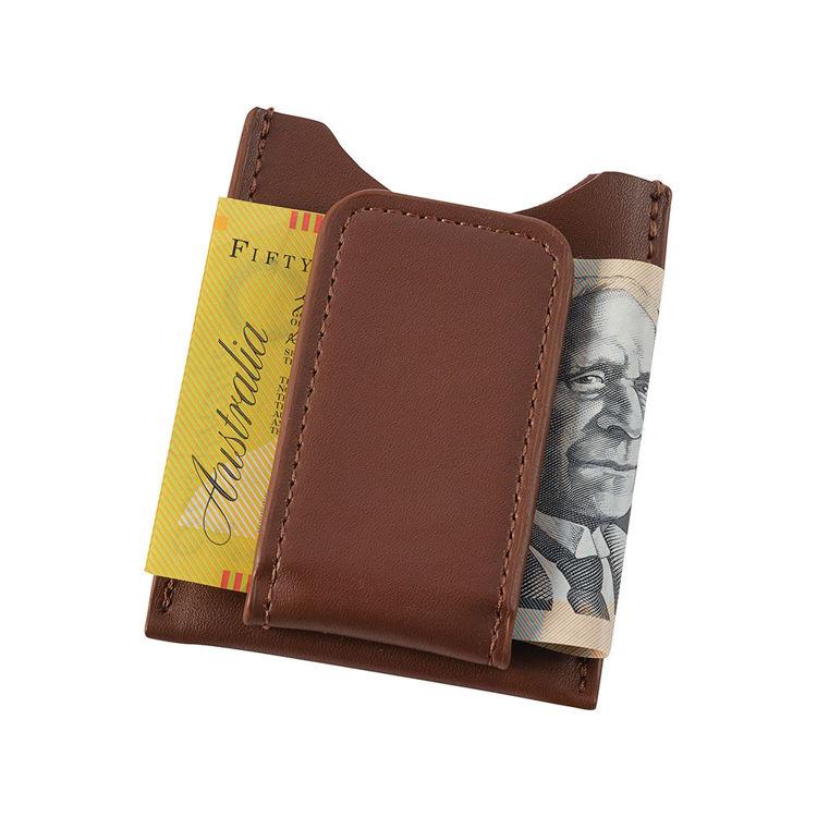 Picture of Cutter & Buck® Money Clip Card Case