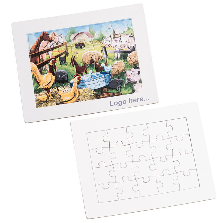 Picture of Cardboard Puzzle