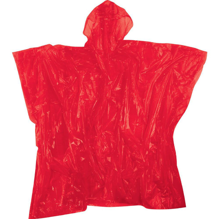 Picture of Rally Rain Poncho Ball