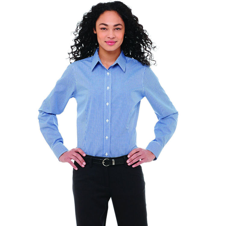 Picture of QUINLAN Long Sleeve Shirt - Womens
