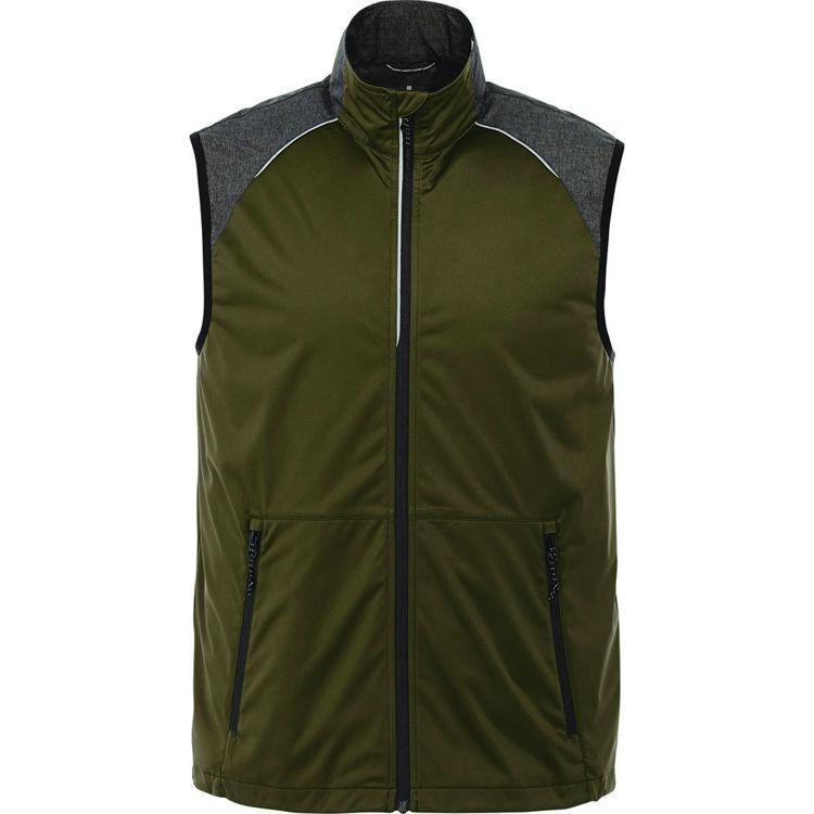 Picture of NASAK Hybrid Softshell Vest - Mens